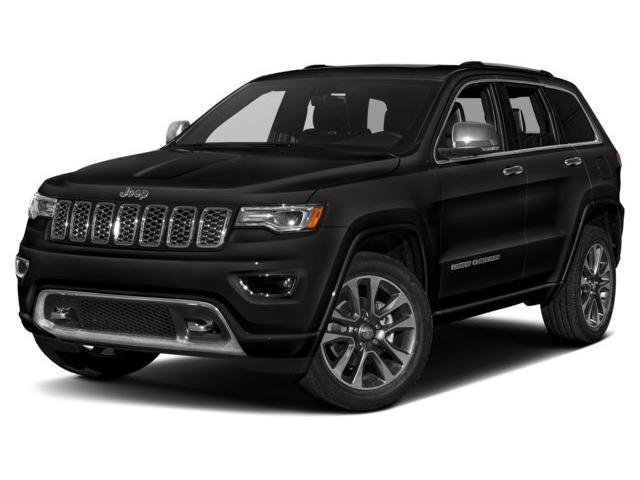 2019 Jeep Grand Cherokee Overland (Stk: 9362) in London - Image 1 of 9