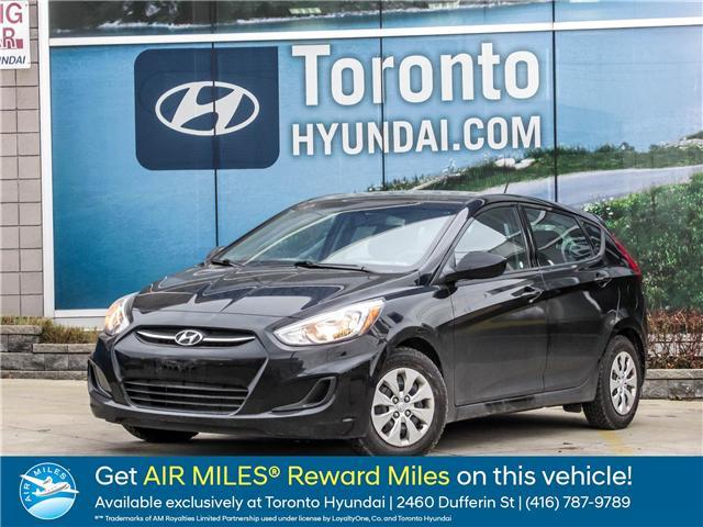 2015 Hyundai Accent GL (Stk: U06358) in Toronto - Image 1 of 13