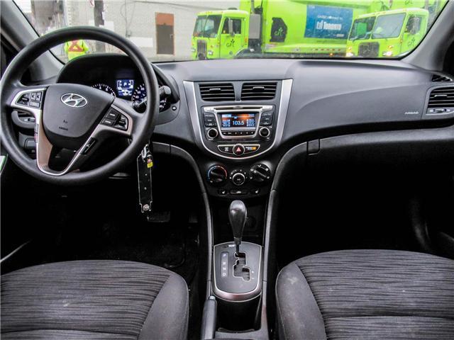 2015 Hyundai Accent GL (Stk: U06358) in Toronto - Image 9 of 13