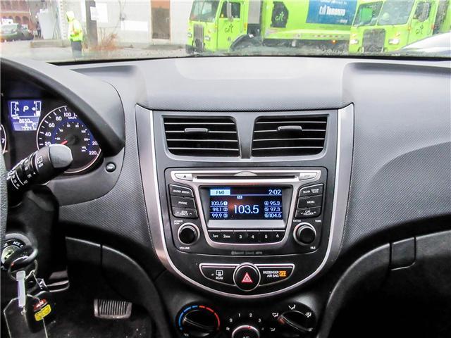 2015 Hyundai Accent GL (Stk: U06358) in Toronto - Image 13 of 13