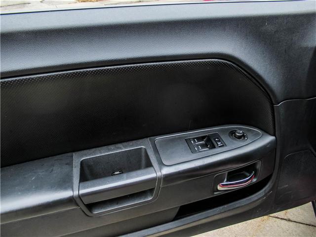 2010 Dodge Challenger SE/SXT (Stk: U06361) in Toronto - Image 7 of 9