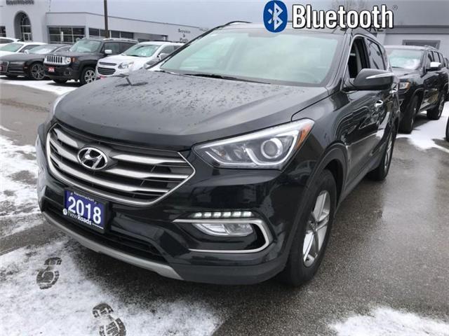 2018 Hyundai Santa Fe Sport 2.4 SE (Stk: 23762P) in Newmarket - Image 1 of 20