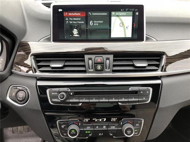 2018 BMW X1 xDrive28i (Stk: B18306-1) in Barrie - Image 13 of 19