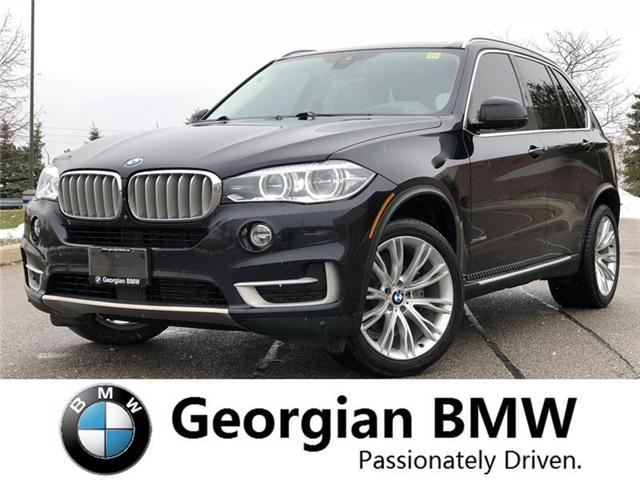 2016 BMW X5 xDrive35i (Stk: B19045-1) in Barrie - Image 1 of 21