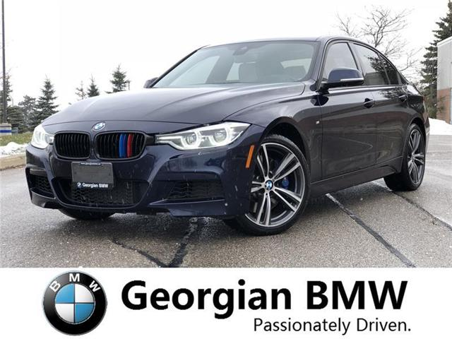 2016 BMW 340i xDrive (Stk: P1394) in Barrie - Image 1 of 20