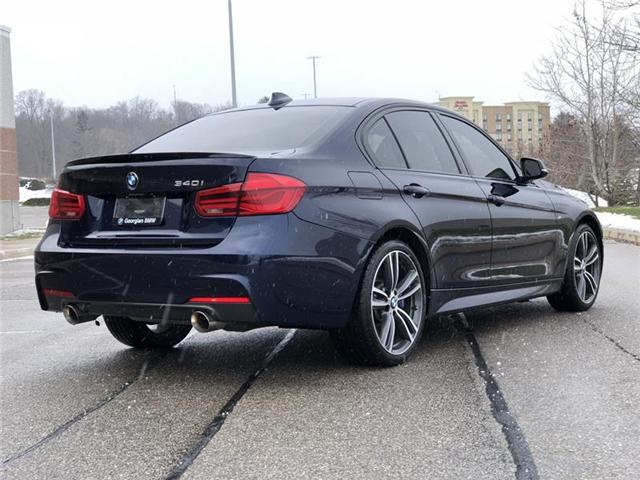 2016 BMW 340i xDrive (Stk: P1394) in Barrie - Image 7 of 20