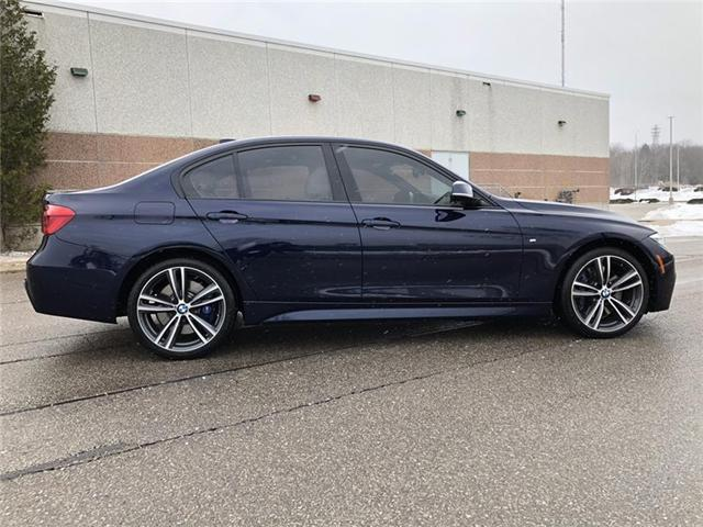 2016 BMW 340i xDrive (Stk: P1394) in Barrie - Image 8 of 20