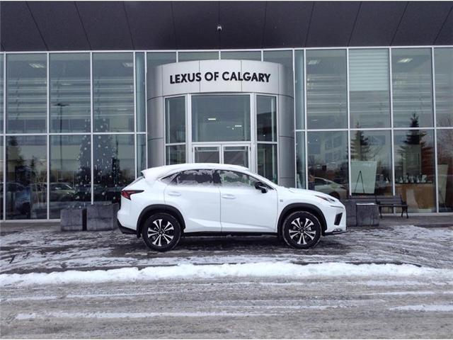 2019 Lexus NX 300 Base (Stk: 190129) in Calgary - Image 1 of 11