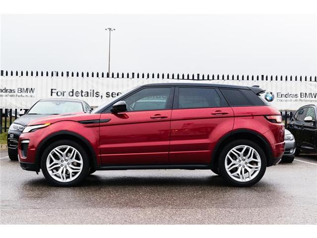 2018 Land Rover Range Rover Evoque HSE DYNAMIC (Stk: 52224A) in Ajax - Image 3 of 22