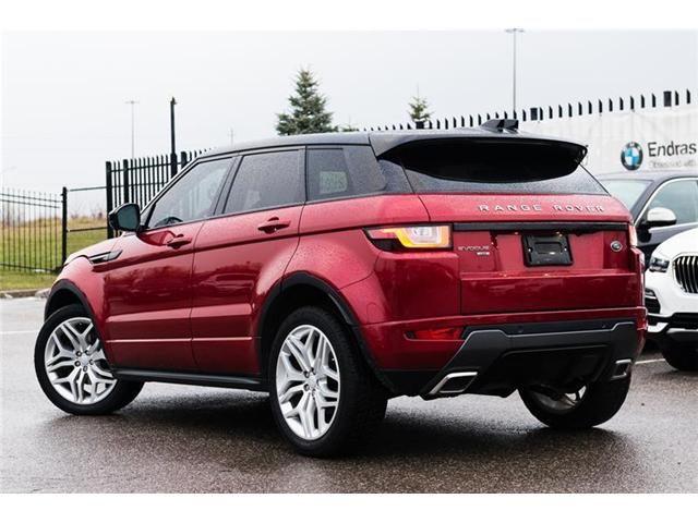 2018 Land Rover Range Rover Evoque HSE DYNAMIC (Stk: 52224A) in Ajax - Image 4 of 22