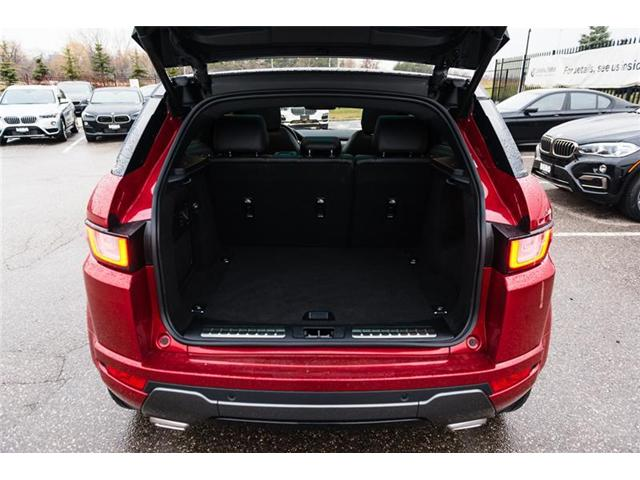 2018 Land Rover Range Rover Evoque HSE DYNAMIC (Stk: 52224A) in Ajax - Image 8 of 22