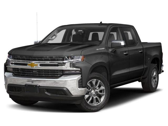 2019 Chevrolet Silverado 1500 Silverado Custom Trail Boss (Stk: T9K031) in Mississauga - Image 1 of 9