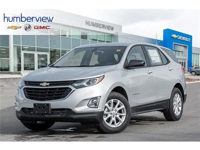 2019 Chevrolet Equinox LS (Stk: 19EQ050) in Toronto - Image 1 of 19