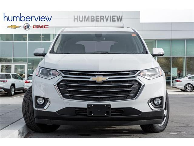 2019 Chevrolet Traverse 3LT (Stk: 19TZ036) in Toronto - Image 1 of 20