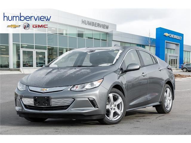 2019 Chevrolet Volt LT (Stk: 19VT014) in Toronto - Image 1 of 19