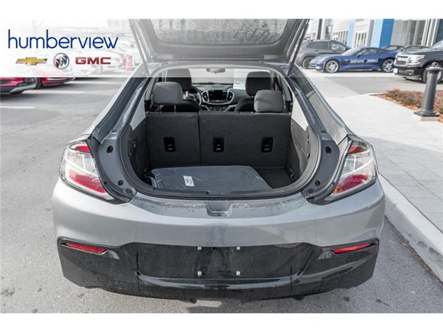 2019 Chevrolet Volt LT (Stk: 19VT014) in Toronto - Image 8 of 19