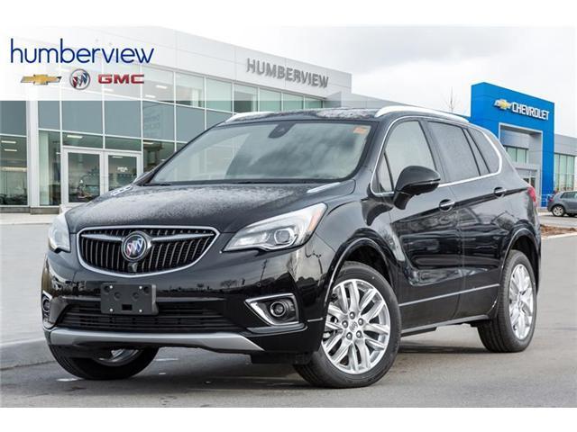 2019 Buick Envision Premium II (Stk: B9N006) in Toronto - Image 1 of 21