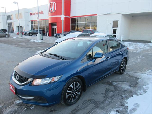 2013 Honda Civic EX (Stk: VA3291) in Ottawa - Image 1 of 10