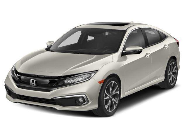 2019 Honda Civic Touring (Stk: F19061) in Orangeville - Image 1 of 1