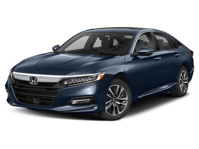 2019 Honda Accord Hybrid Touring (Stk: A19227) in Toronto - Image 1 of 9