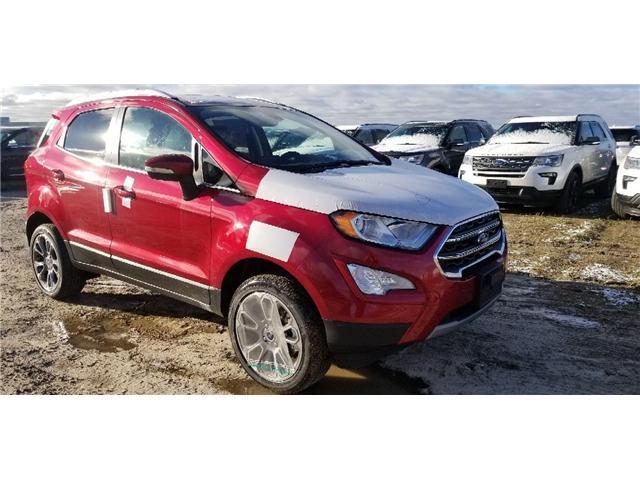 2018 Ford EcoSport Titanium (Stk: 18SP2585) in Unionville - Image 1 of 13