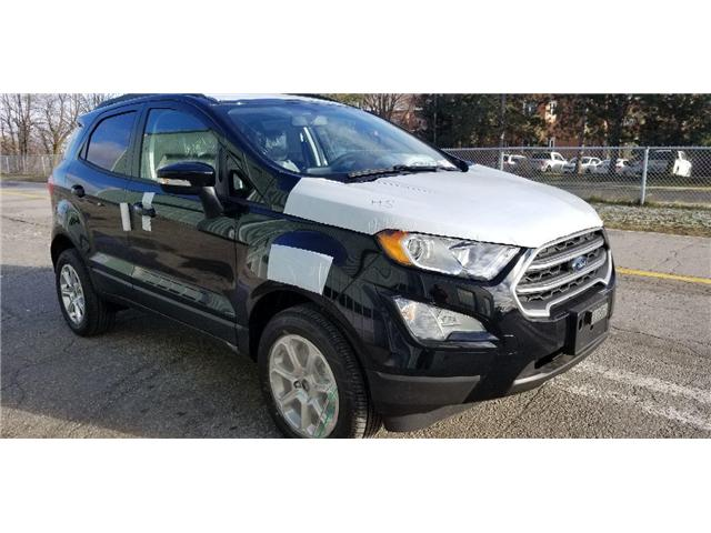 2018 Ford EcoSport SE (Stk: 18SP2582) in Unionville - Image 1 of 13
