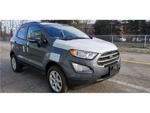 2018 Ford EcoSport SE (Stk: 18SP2584) in Unionville - Image 1 of 13