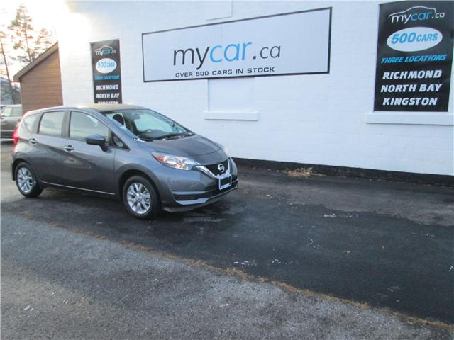 2018 Nissan Versa Note 1.6 SV (Stk: 181747) in Richmond - Image 2 of 13