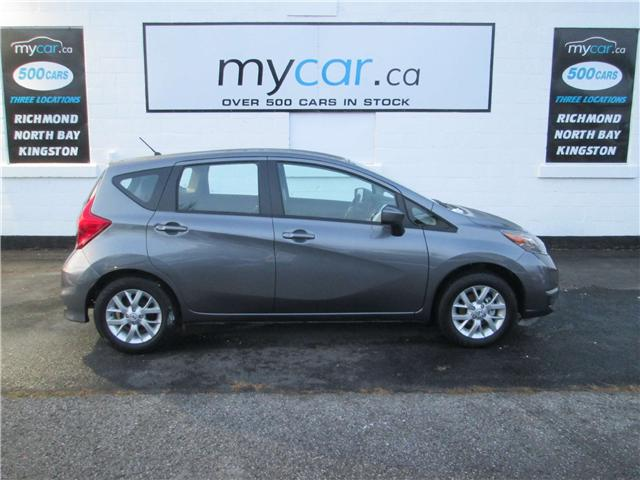 2018 Nissan Versa Note 1.6 SV (Stk: 181747) in Richmond - Image 1 of 13