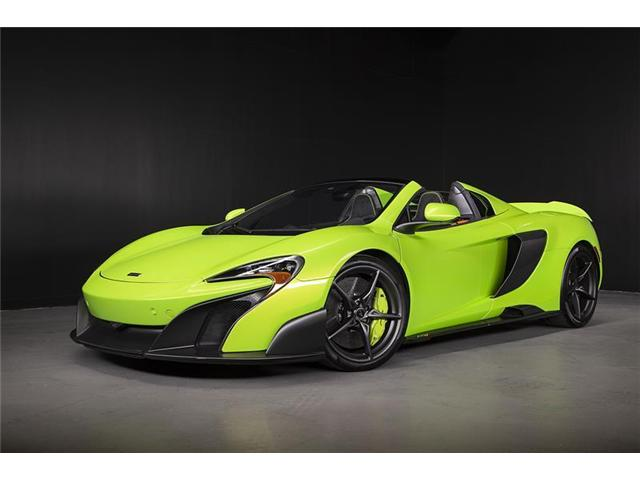 2016 McLaren 675LT Spider (Stk: MV001) in Woodbridge - Image 2 of 18