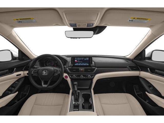 2019 Honda Accord EX-L 1.5T (Stk: 19-0457) in Scarborough - Image 5 of 9