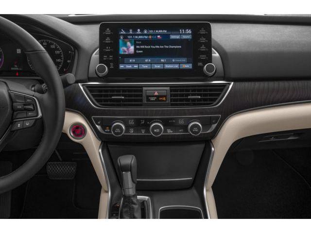 2019 Honda Accord EX-L 1.5T (Stk: 19-0457) in Scarborough - Image 7 of 9