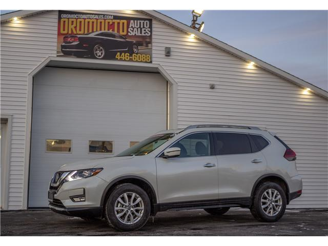 2018 Nissan Rogue SV (Stk: 154) in Oromocto - Image 1 of 20