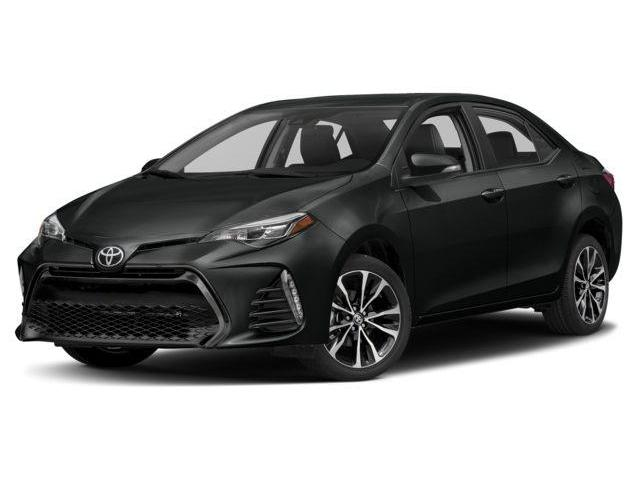 2019 Toyota Corolla SE Upgrade Package (Stk: 2900354) in Calgary - Image 1 of 9