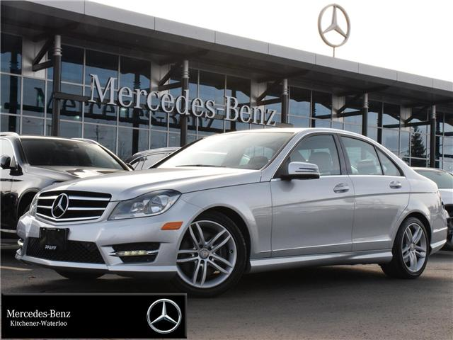 2014 Mercedes-Benz C-Class Base (Stk: 38124A) in Kitchener - Image 1 of 30