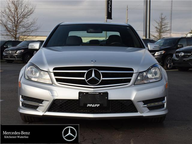 2014 Mercedes-Benz C-Class Base (Stk: 38124A) in Kitchener - Image 2 of 30