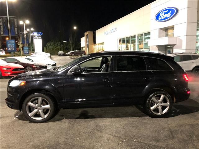 2015 Audi Q7 3.0T Sport (Stk: 1861359C) in Vancouver - Image 2 of 25