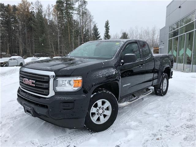 2015 GMC Canyon Base (Stk: 18349-1) in Pembroke - Image 1 of 14