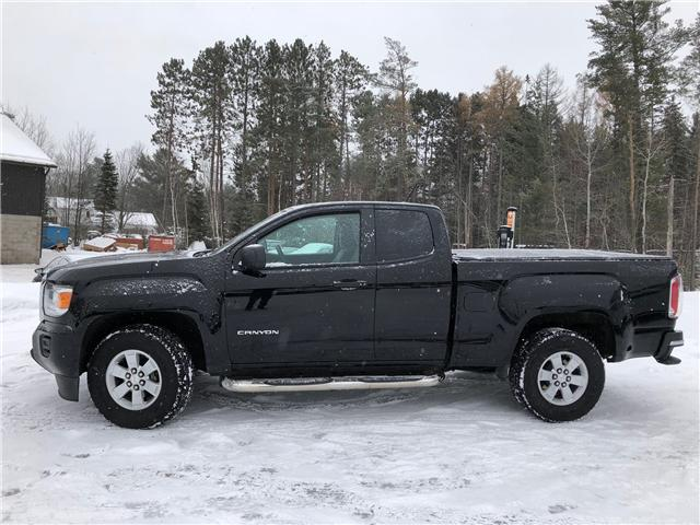 2015 GMC Canyon Base (Stk: 18349-1) in Pembroke - Image 2 of 14