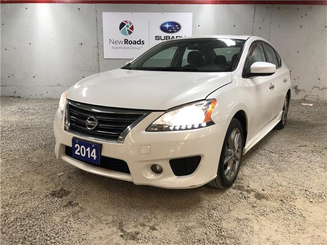 2014 Nissan Sentra 1.8 SV (Stk: S19089A) in Newmarket - Image 1 of 14