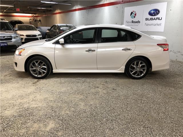 2014 Nissan Sentra 1.8 SV (Stk: S19089A) in Newmarket - Image 2 of 14