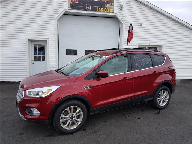 2017 Ford Escape SE (Stk: 590) in Oromocto - Image 1 of 12