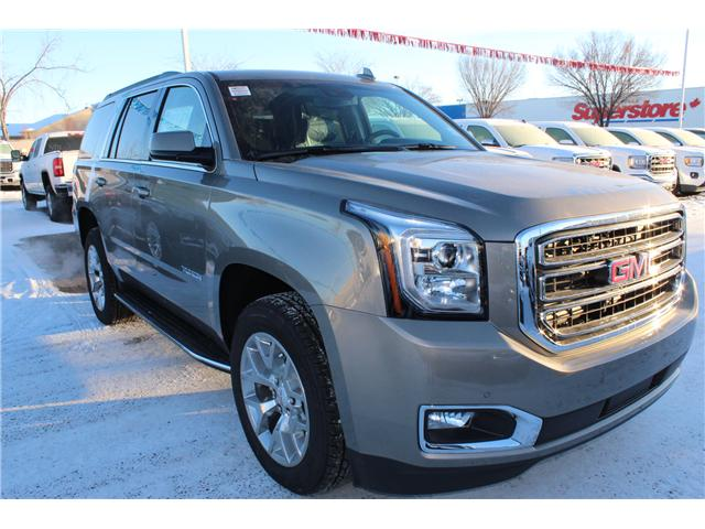 2019 GMC Yukon SLT (Stk: 170427) in Medicine Hat - Image 1 of 6