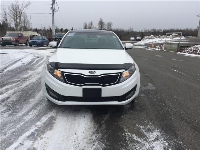 2013 Kia Optima EX Turbo + (Stk: 386542A) in Antigonish / New Glasgow - Image 2 of 12