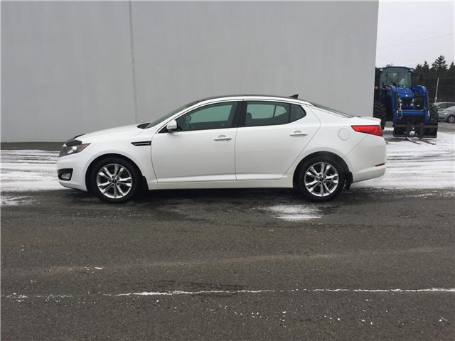 2013 Kia Optima EX Turbo + (Stk: 386542A) in Antigonish / New Glasgow - Image 1 of 12
