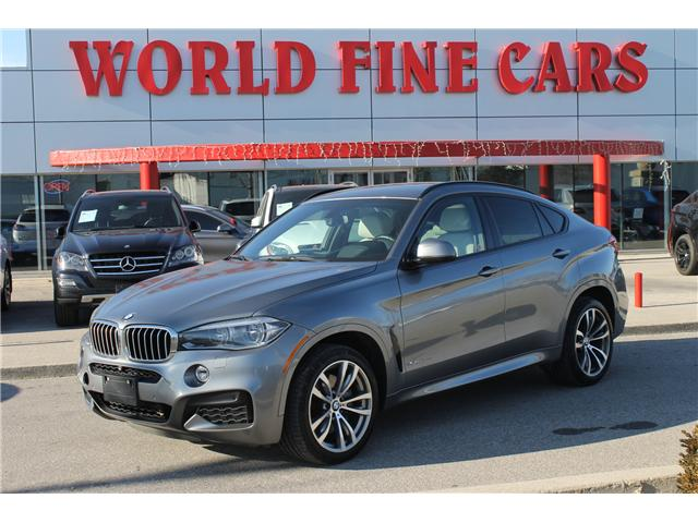 2015 BMW X6 xDrive50i (Stk: 16601) in Toronto - Image 1 of 28