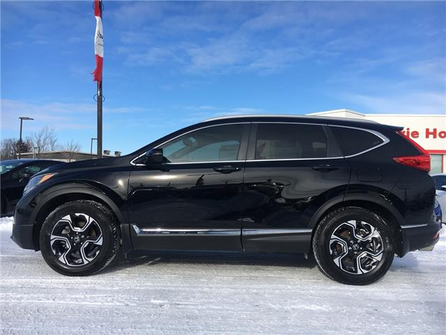 2017 Honda CR-V Touring (Stk: U17255) in Barrie - Image 2 of 15