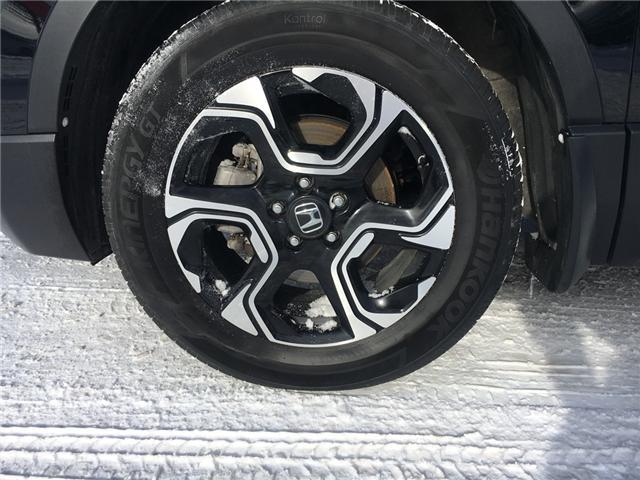 2017 Honda CR-V Touring (Stk: U17255) in Barrie - Image 3 of 15
