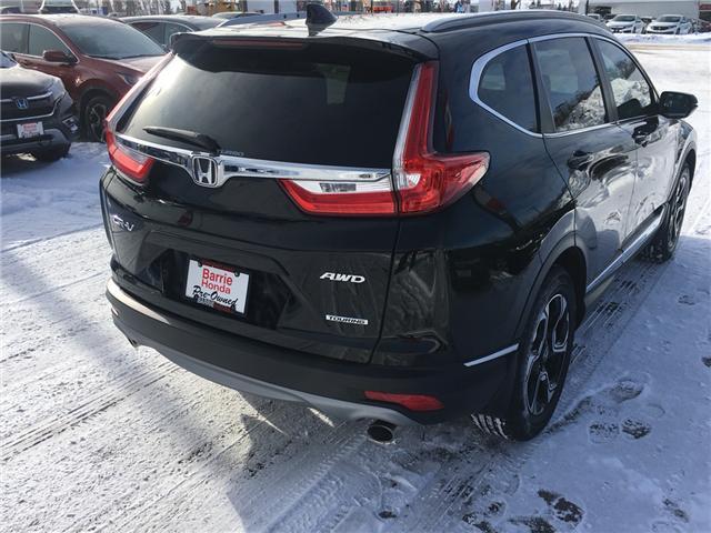 2017 Honda CR-V Touring (Stk: U17255) in Barrie - Image 6 of 15