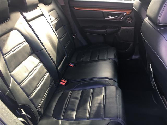2017 Honda CR-V Touring (Stk: U17255) in Barrie - Image 9 of 15